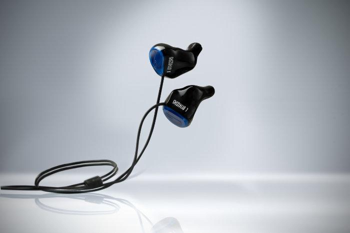 Foto von In Ear Kopfhörer